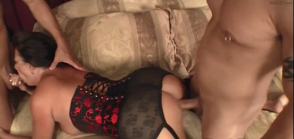 Slut sucks me off ands gags on first night meeting her - 1 part 9