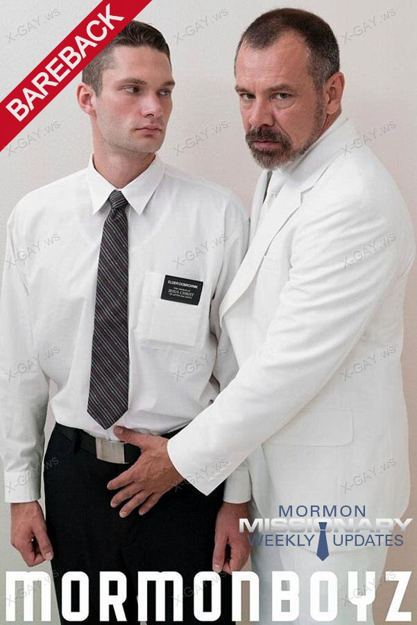 MormonBoyz: Elder Dobrovnik, Ordination (Bareback)