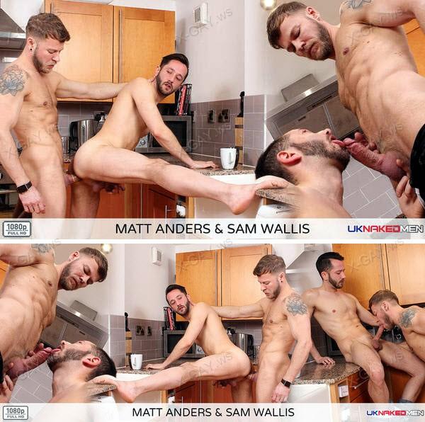 UKNakedMen: Matt Anders, Sam Wallis