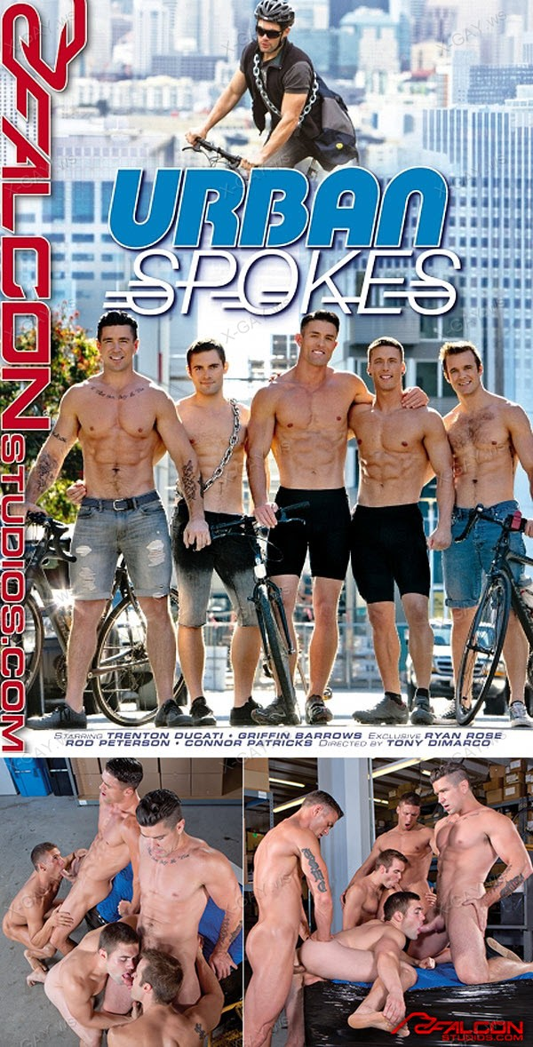FalconStudios: Urban Spokes (Trenton Ducati, Griffin Barrows, Connor Patricks, Ryan Rose, Rod Peterson)