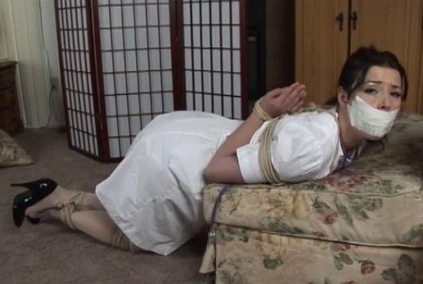Gagged Nurse 72