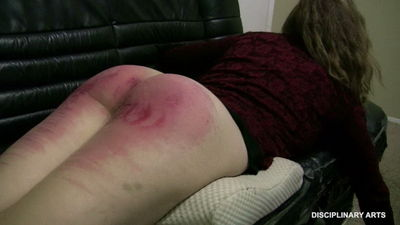 Disciplinary Arts – RDS Anna's Spanking from Hell Part 2