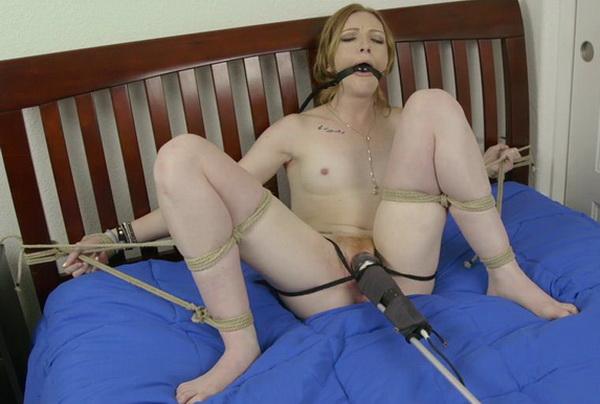 Free hentai bondage machine
