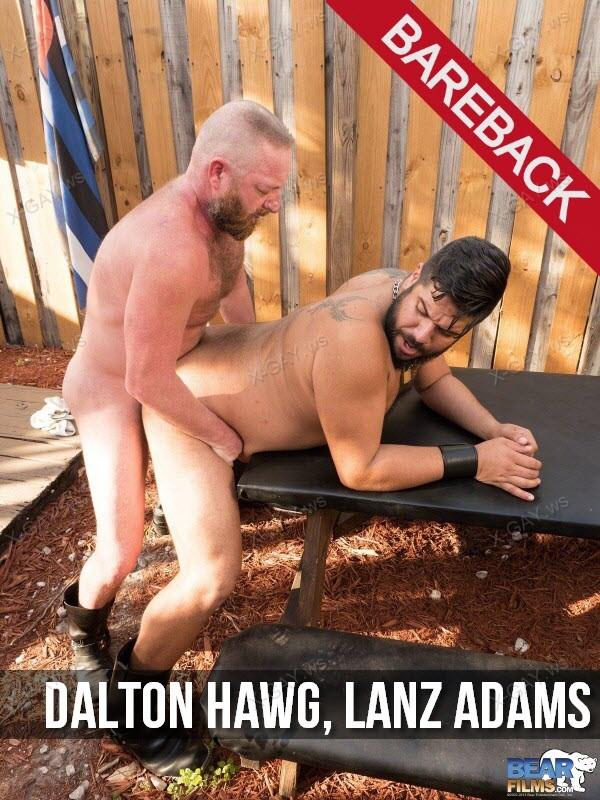 BearFilms: Dalton Hawg, Lanz Adams (Bareback)