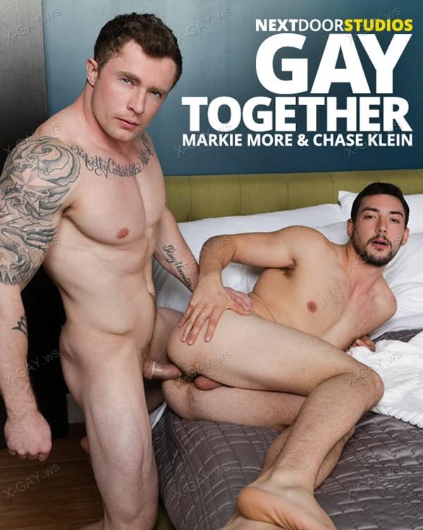 NextDoorOriginals: Gay Together (Markie More, Chase Klein)