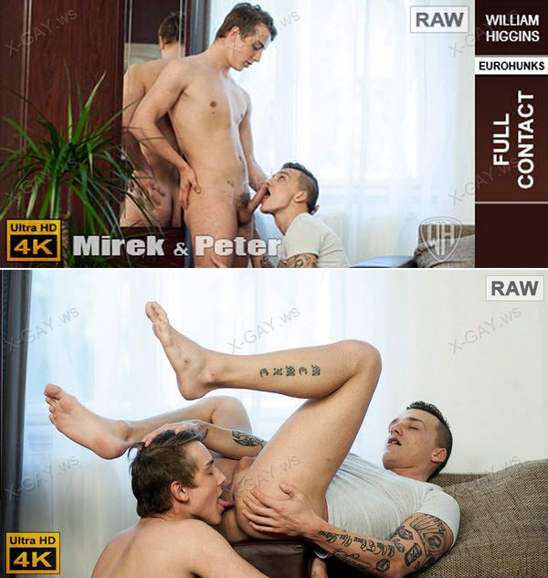 WilliamHiggins: Mirek Madl, Petr Andre (RAW, FULL CONTACT)