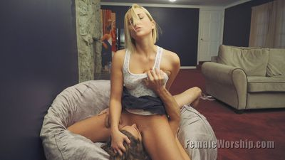 Female Worship – Princess Kate – You'll Get More Later