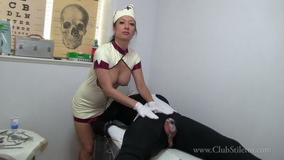 Clubstiletto – Miss Jasminе – Probing The Patient