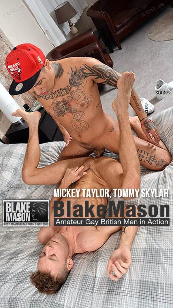 BlakeMason: Mickey Taylor, Tommy Skylar