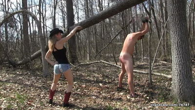Syren Productions – Mistress Aleana – Good Old Country Whipping