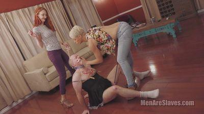 Men Are Slaves – Mistress Kendra, Domina Helena – Exposed, Part 2