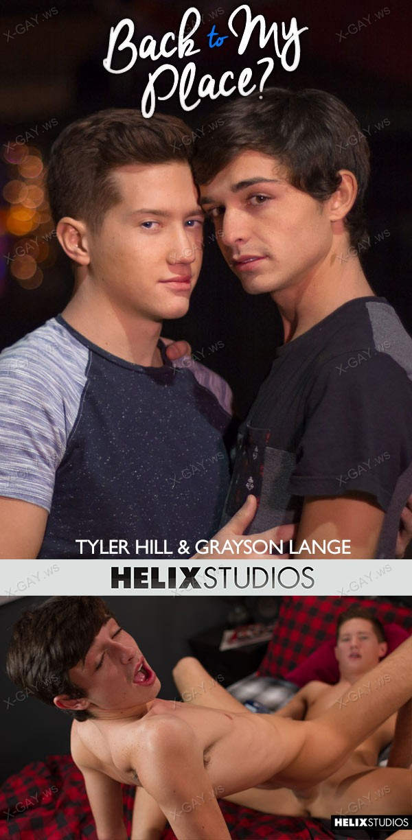 HelixStudios: Back to My Place? (Tyler Hill, Grayson Lange)