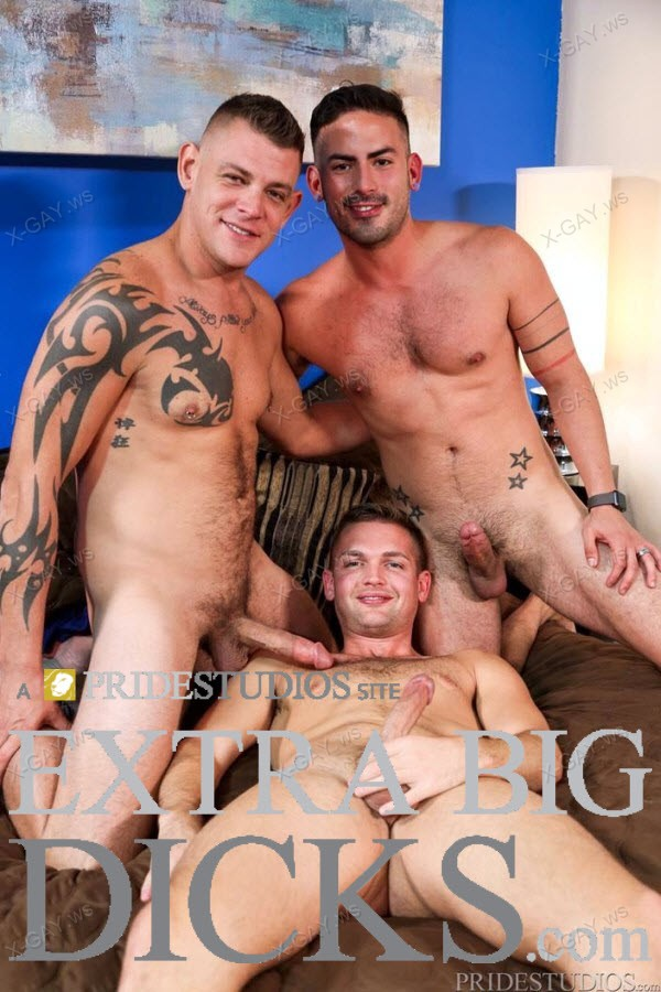 ExtraBigDicks: My Husband's Big Cock (Jace Chambers, Conner Mason, Cesar Rossi)