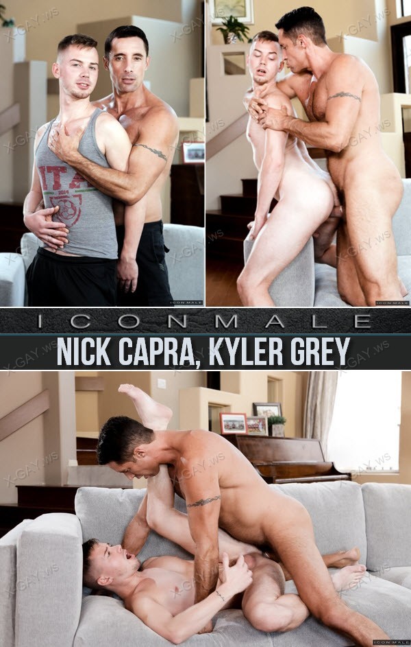 IconMale: Heat strokes! (Nick Capra, Kyler Grey)