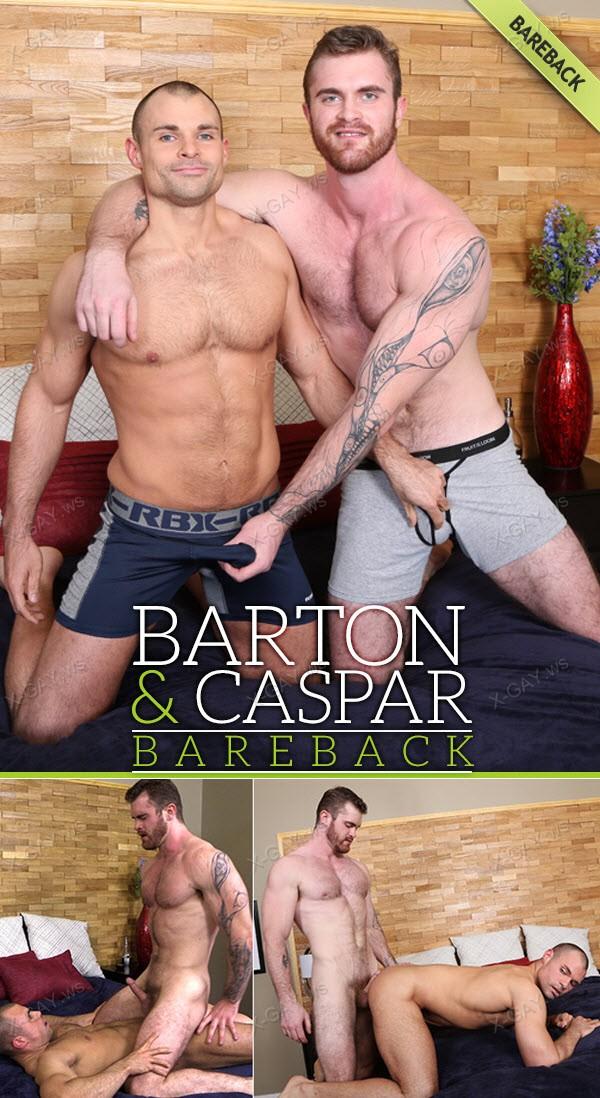 ChaosMen: Barton, Caspar: RAW