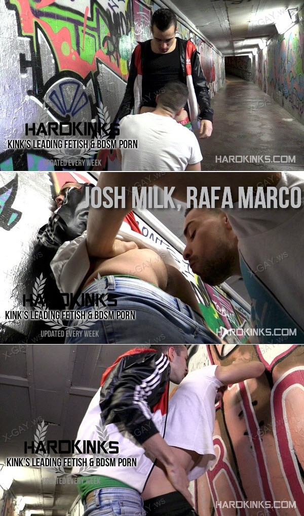 HardKinks: The Tunnel (Josh Milk, Rafa Marco)