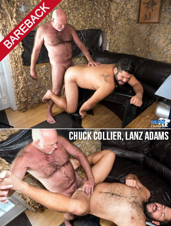 BearFilms: Chuck Collier, Lanz Adams (Bareback)