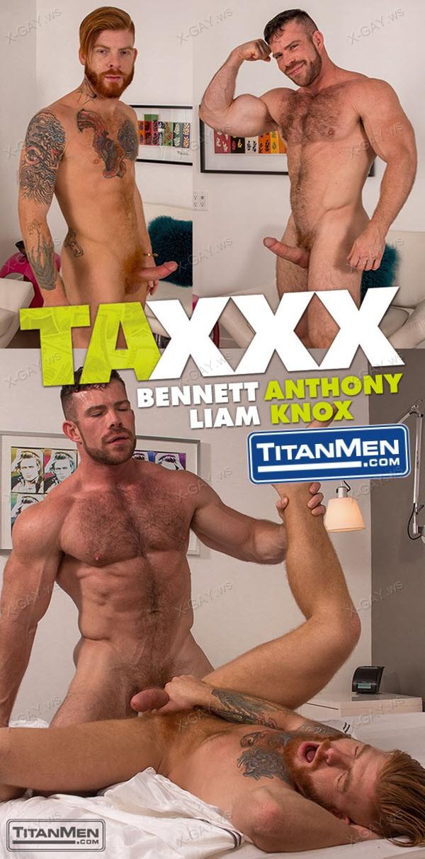 TitanMen: TaXXX (Liam Knox, Bennett Anthony)