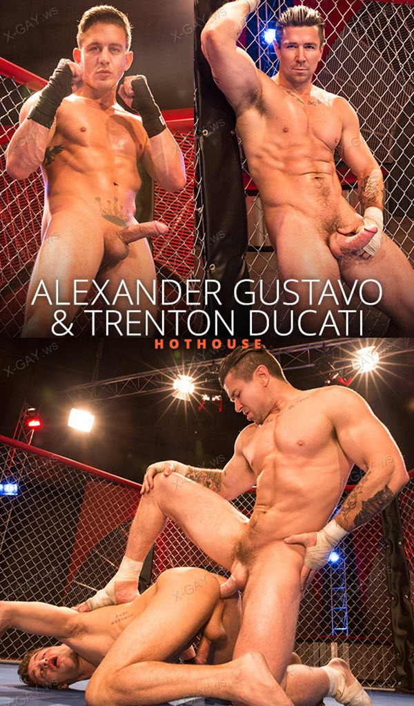 HotHouse: TKO Total Knockouts, Scene #03 (Trenton Ducati, Alexander Gustavo)