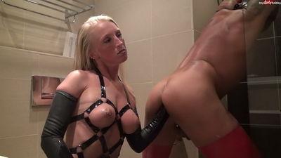 Radical Anal – Lady Kacy Kisha – Fisting Cunt burst open