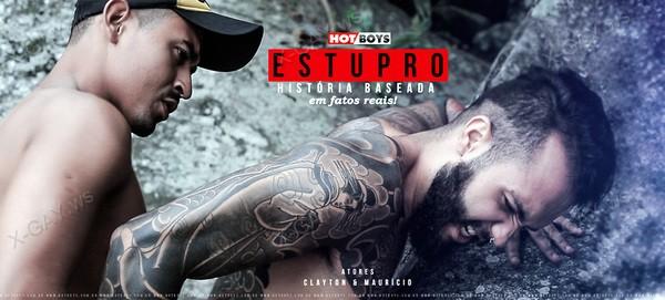 HotBoys: Clayton, Mauricio Callegari (Bareback)