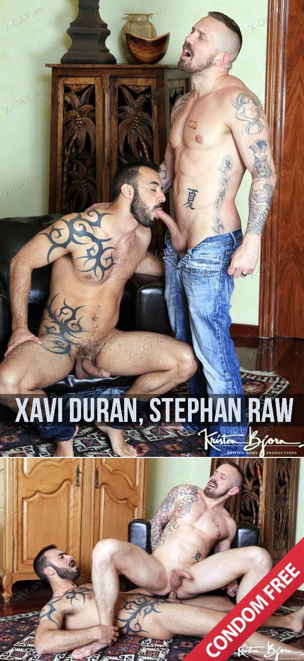 KristenBjorn: Wild Seed (Xavi Duran, Stephan Raw) (Bareback)