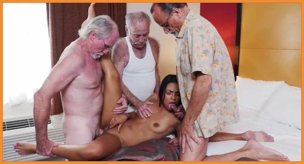 Teens and Old Men Old & Young Porn Video ca - xHamster