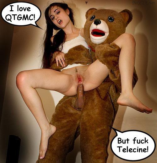 Порно саши грей и медведя