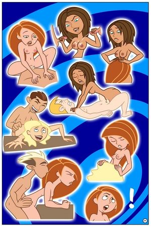 Kim Possible Spin, Sip & Strip!